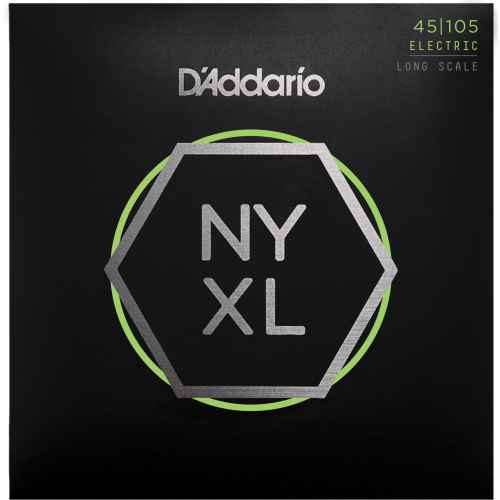 D´addario NYXL45105 Long Scale [45 105]